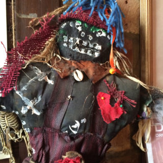 Zombies are for Real?! Yes, Says The Voodoo Museum in New Orleans